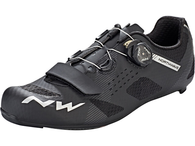 Northwave Storm Carbon Chaussures Homme, black